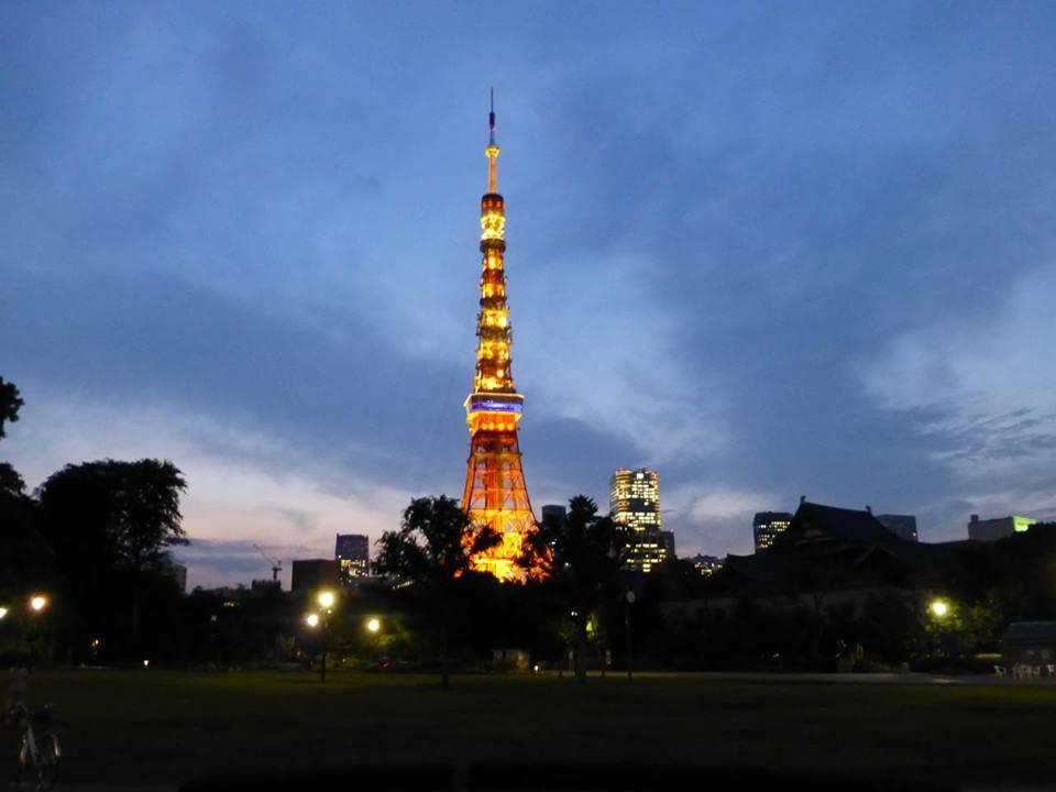 初めての・・・東京タワー?_c0100865_6185095.jpg