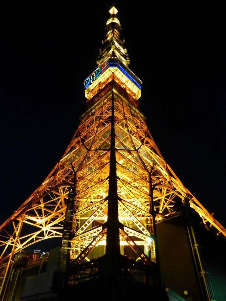 初めての・・・東京タワー?_c0100865_6195154.jpg