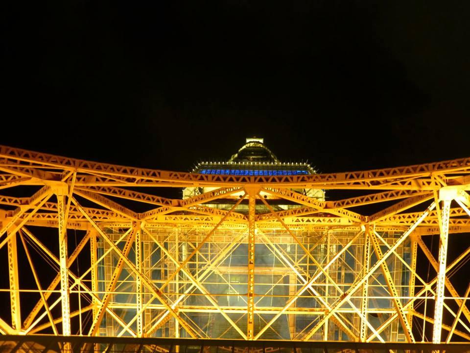 初めての・・・東京タワー?_c0100865_6424590.jpg