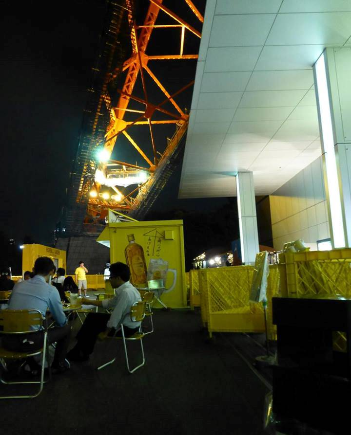 初めての・・・東京タワー?_c0100865_6434985.jpg