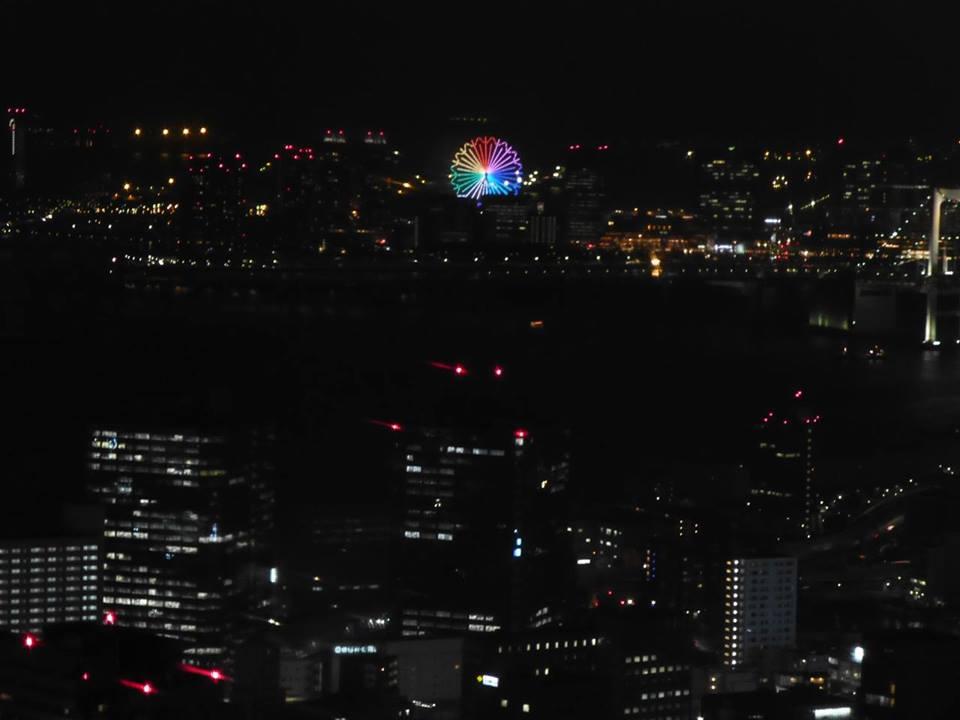 初めての・・・東京タワー?_c0100865_6561396.jpg