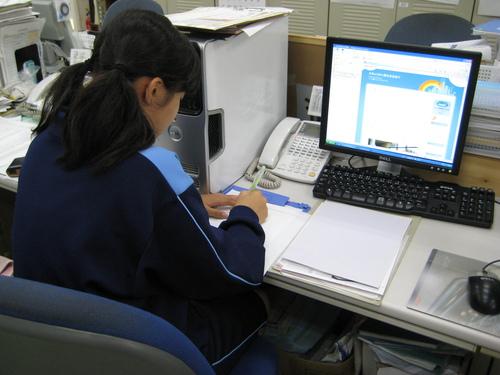 職場体験_f0230767_1645240.jpg
