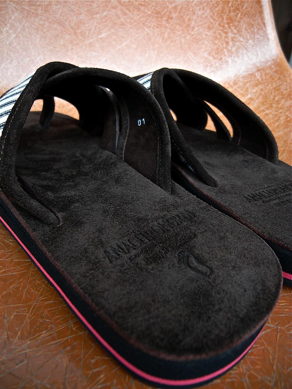 ANACHRONORM - Easy Sandals!!_f0020773_2264349.jpg