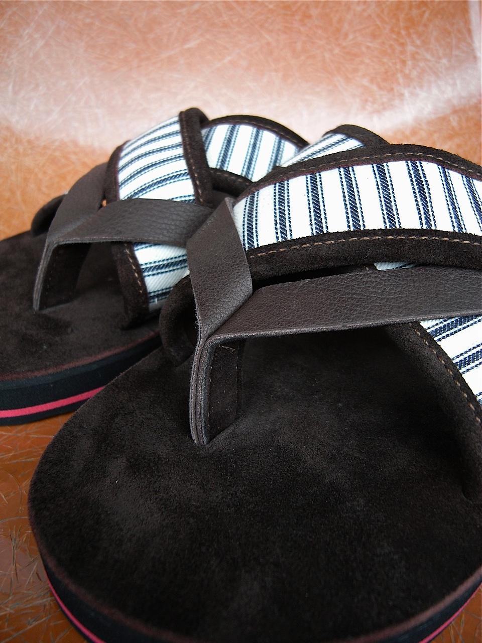 ANACHRONORM - Easy Sandals!!_f0020773_2265742.jpg