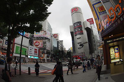 6月21日(金)の渋谷109前交差点_b0056983_11195172.jpg