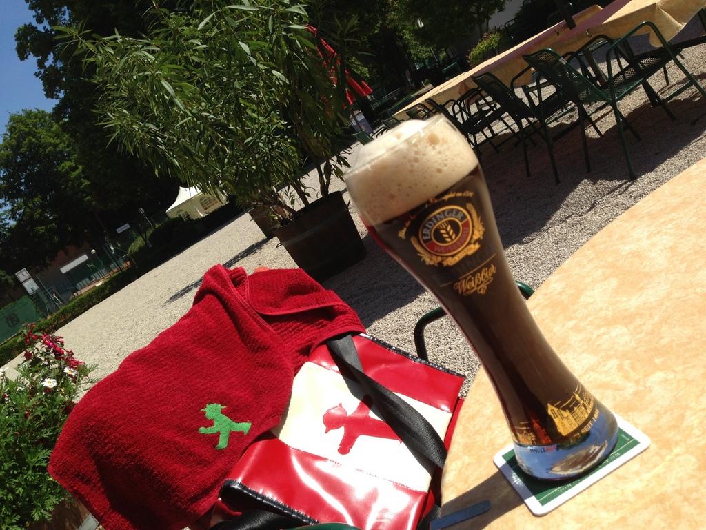 ベルリンに夏!晴天!素晴らしい!_c0180686_1438100.jpg