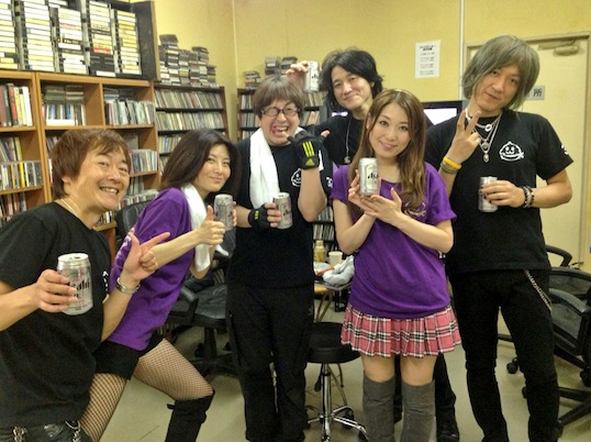 "Minami Kuribayashi Live Tour 2013 ""TIGHT KNOT""福岡公演 _f0143188_21191093.jpg"