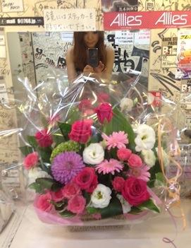 "Minami Kuribayashi Live Tour 2013 ""TIGHT KNOT""福岡公演 _f0143188_21221432.jpg"