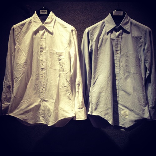 THOM BROWNE. - THE SHIRTS!!_c0079892_2242974.jpg