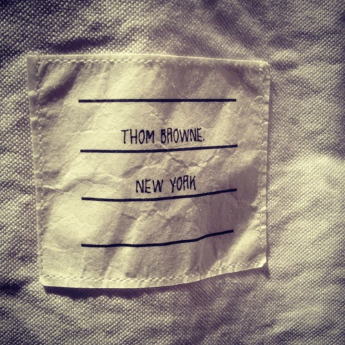 THOM BROWNE. - THE SHIRTS!!_c0079892_2261330.jpg