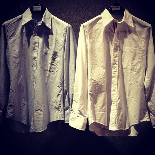THOM BROWNE. - THE SHIRTS!!_c0079892_226672.jpg