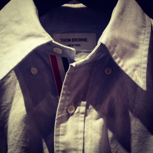 THOM BROWNE. - THE SHIRTS!!_c0079892_2285729.jpg