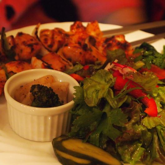 夜ご飯はトルコ料理で。_a0292194_23275246.jpg