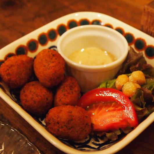 夜ご飯はトルコ料理で。_a0292194_2365063.jpg