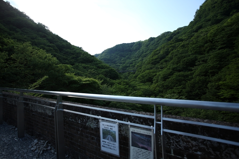 眼鏡橋にて  新しい線路_f0091207_8501893.jpg
