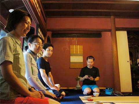 京都洛北修学院 裏路地ゆるトレッキング イベント報告_e0313913_18214854.jpg