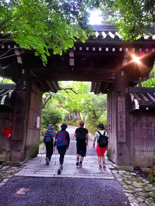 京都洛北修学院 裏路地ゆるトレッキング イベント報告_e0313913_187026.jpg