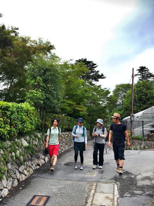 京都洛北修学院 裏路地ゆるトレッキング イベント報告_e0313913_188393.jpg
