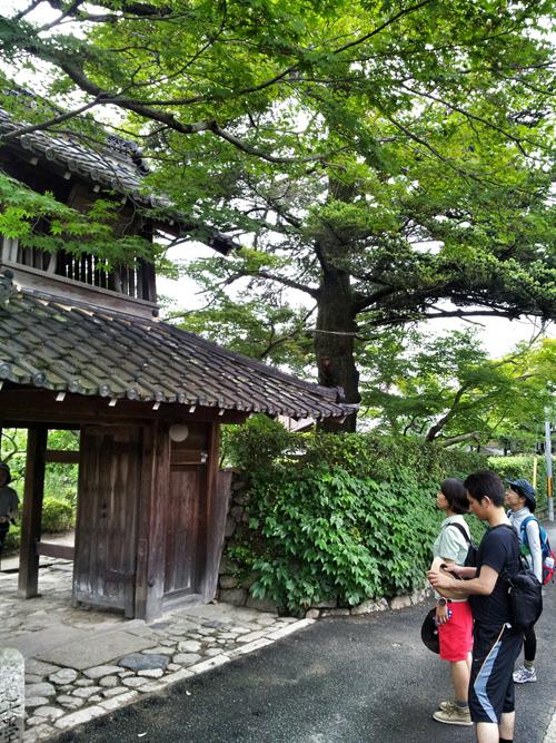 京都洛北修学院 裏路地ゆるトレッキング イベント報告_e0313913_1884194.jpg