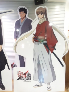 銀魂アニメイトカフェに行きました!_e0057018_21335227.jpg