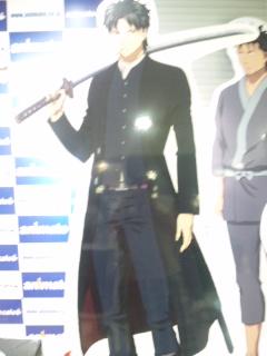 銀魂アニメイトカフェに行きました!_e0057018_21335241.jpg