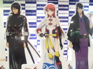 銀魂アニメイトカフェに行きました!_e0057018_21335277.jpg