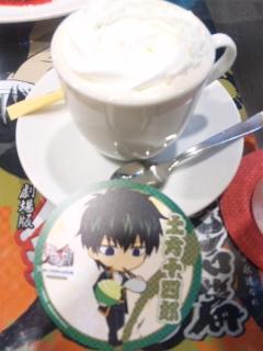 銀魂アニメイトカフェその2!_e0057018_22171579.jpg