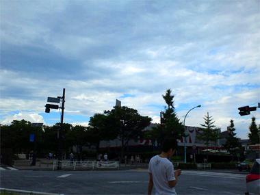 渋谷でポスカ_a0275527_21242240.jpg