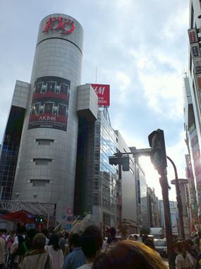 渋谷でポスカ_a0275527_21243078.jpg