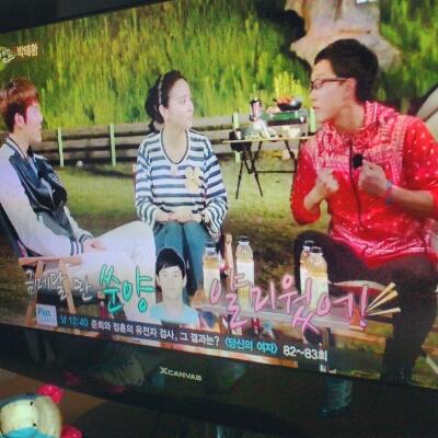 番外編:韓国のテレビでハングル。_c0127029_23343464.jpg
