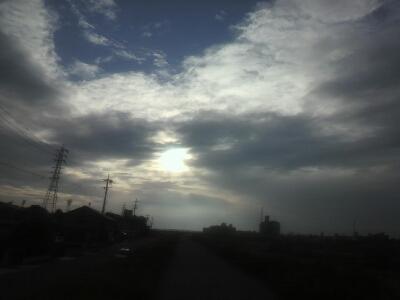 ハムヲさんの朝ラン日記  (2013/6/30)_a0260034_22591353.jpg