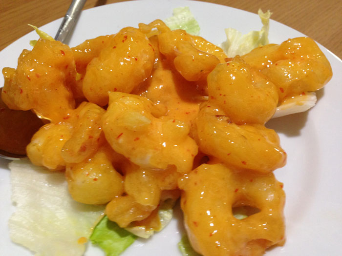 台湾料理 阿里山 (ありさん) @ 西区岩岡_e0024756_3115029.jpg