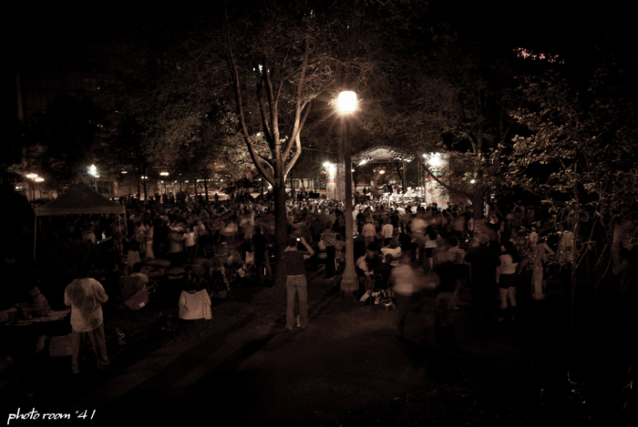 Chicago Summer pt.11 ~Mid Night @ Millennium~ 6/23/2013_e0250481_2320388.jpg