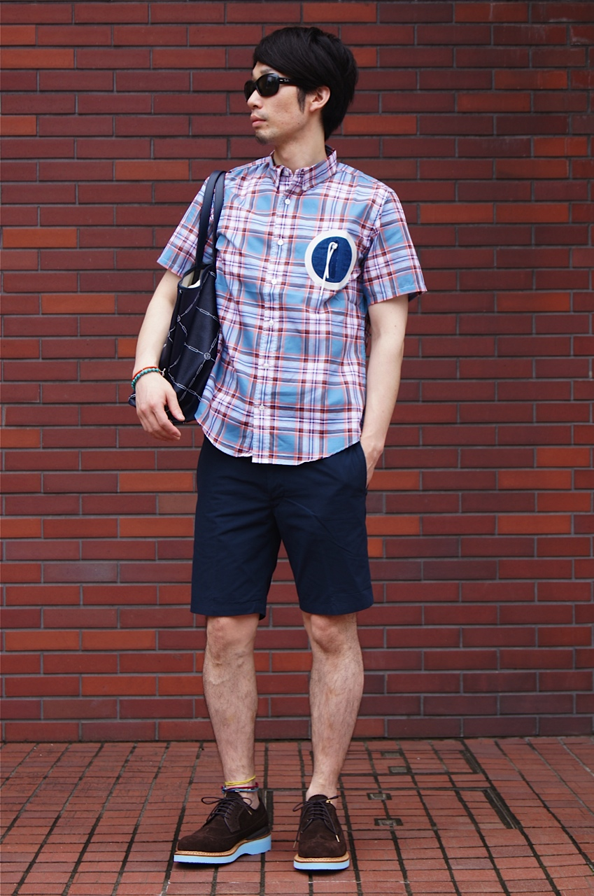 visvim & uniform experiment - New Summer Coordinate!!_c0079892_20421211.jpg