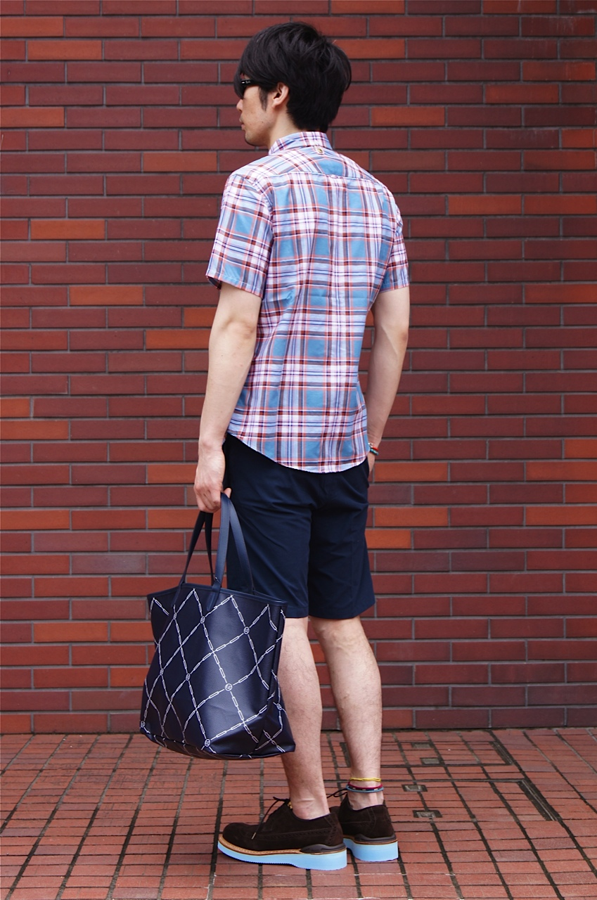 visvim & uniform experiment - New Summer Coordinate!!_c0079892_20473965.jpg