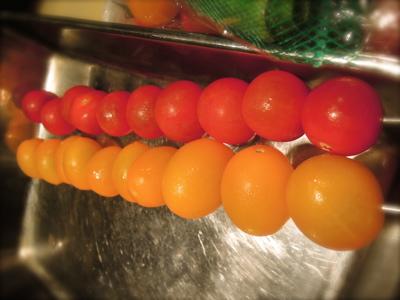 夏野菜のおひたし・仕込み_f0232994_3275145.jpg