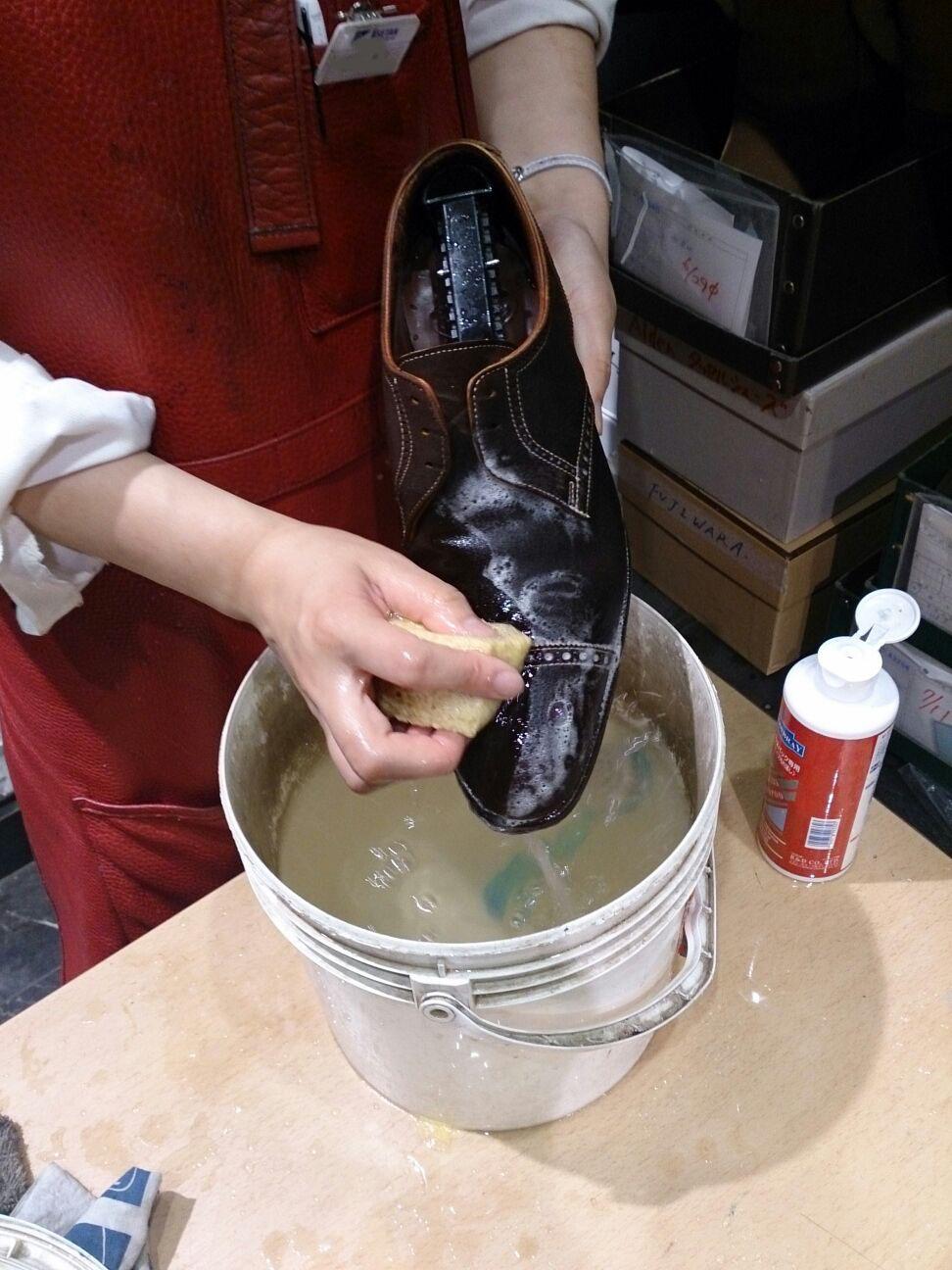 梅雨時期の靴_b0226322_1674429.jpg