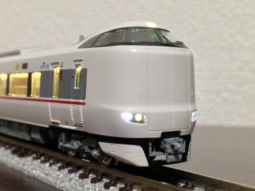 関西の車両が恋しくて:カトー287系「こうのとり」_f0037227_18455612.jpg