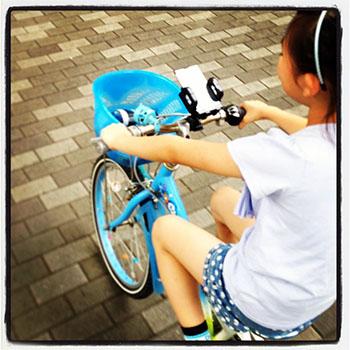自転車にスマホ取り付けてサイクリング_c0060143_20574686.jpg