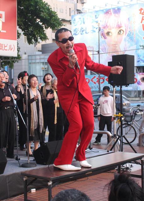06/30 SHIBATOUFES 出演者その三!ジャスティン小川_c0132052_942243.jpg