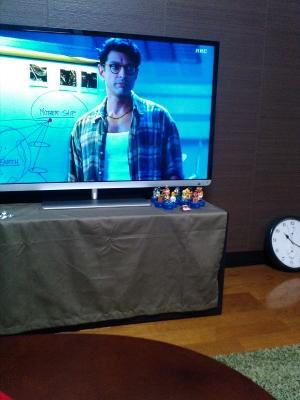 IKEAで買ったTVボード_f0203164_1639642.jpg