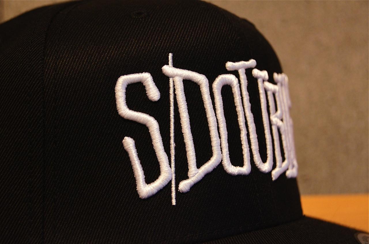 S/DOUBLE × STARTER CAP_f0020773_20522820.jpg