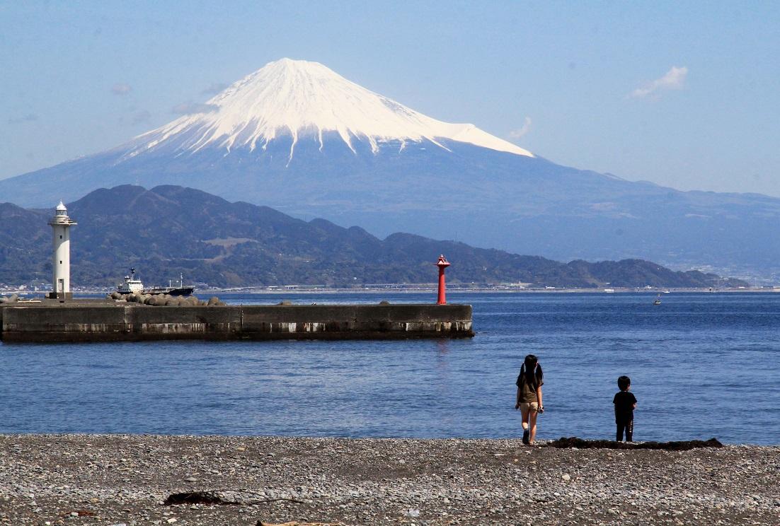 祝世界遺産  三保の松原&富士山_a0107574_1757410.jpg