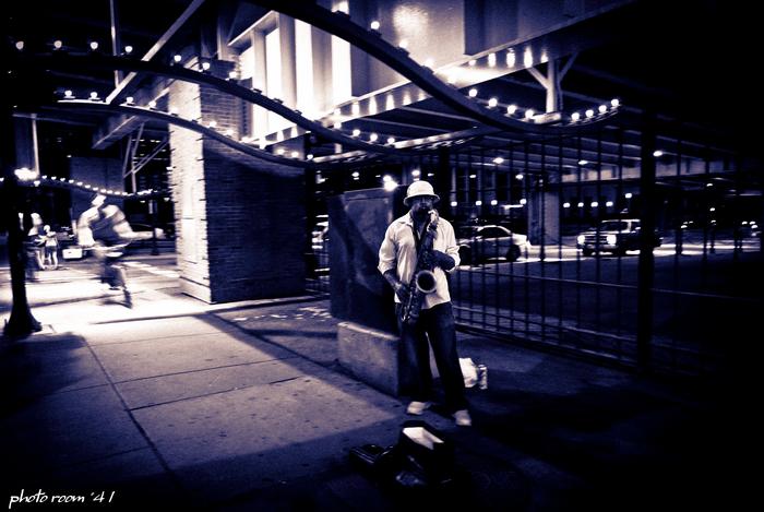 Chicago Summer pt.12 ~Street Jazz~ 6/24/2013_e0250481_0495256.jpg