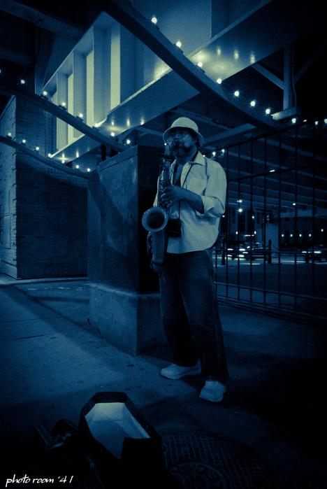 Chicago Summer pt.12 ~Street Jazz~ 6/24/2013_e0250481_0501831.jpg