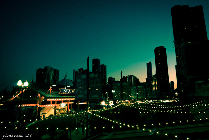 Chicago Summer pt.16 ~Navy Pier~ 6/28/2013_e0250481_22355098.jpg