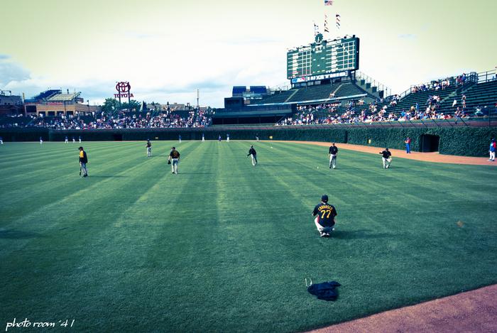 Chicago Summer pt.15 ~Cubs~ 6/27/2013_e0250481_22574237.jpg