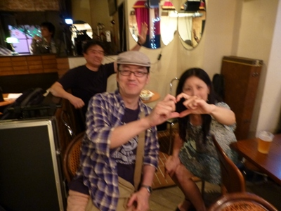 カラフルRainy Season Live@ZOEのライブレポ!_e0188087_22472060.jpg