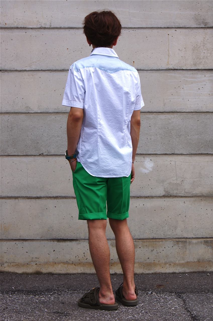 COMME des GARCONS & kolor - Summer color!!_c0079892_20155842.jpg