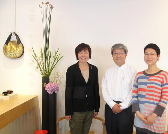 週末、 安倍昭恵 首相夫人 坂本これくしょんにお越し頂きました。_c0145608_9572394.jpg